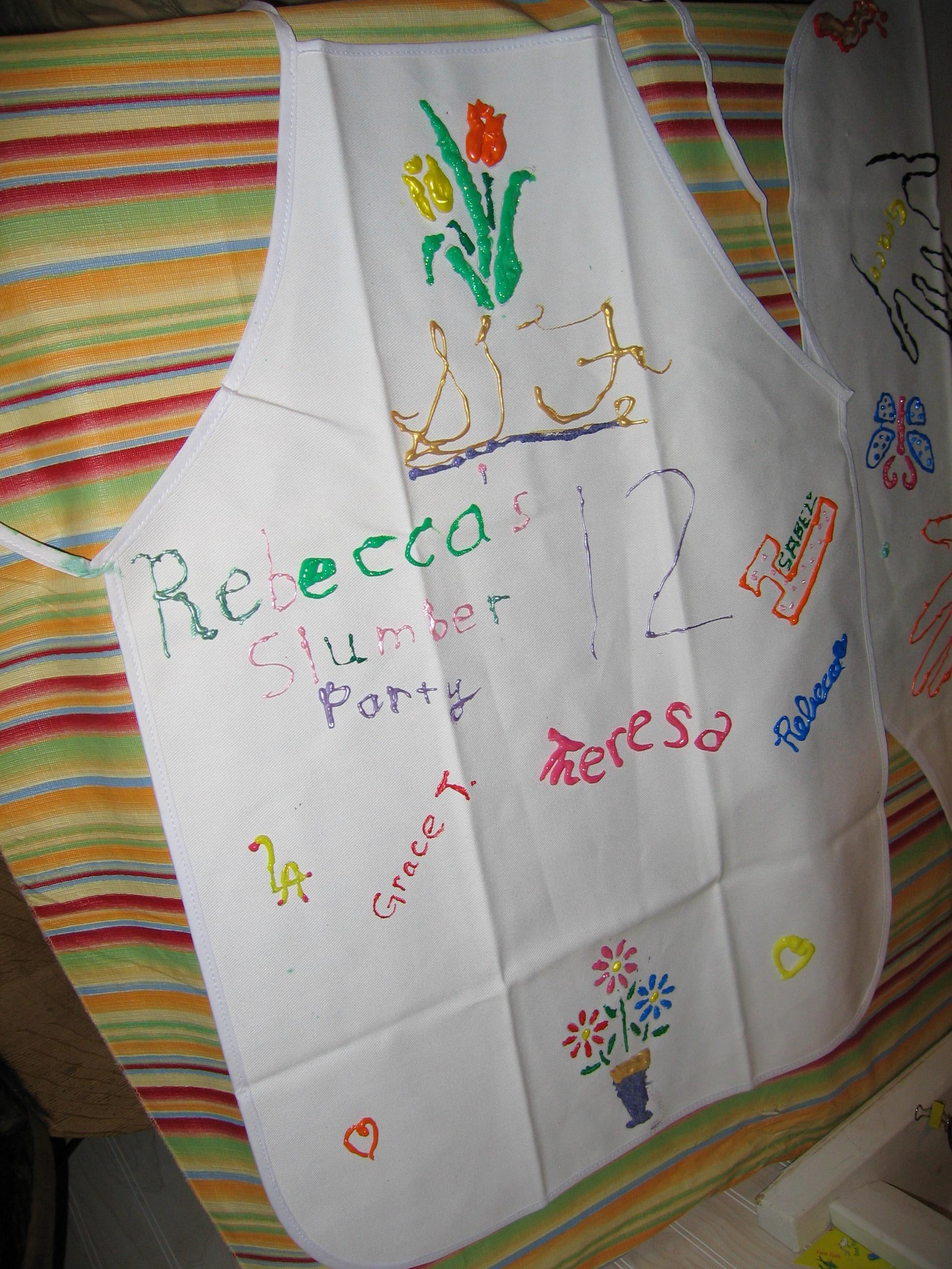 Rebecca's Party 8