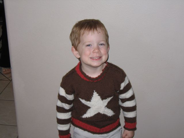Isn't he cute!?!